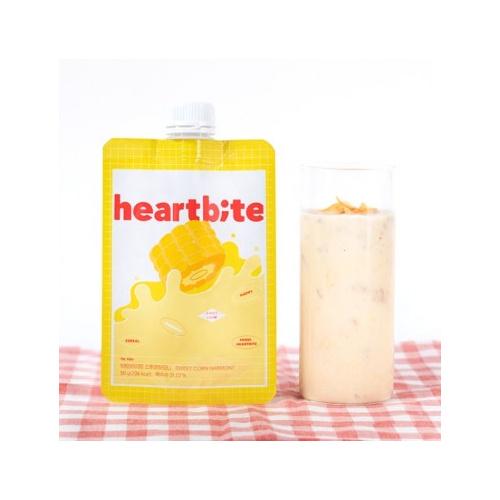 BellyBully Heartbite 甜粟米濃湯奶昔代餐 (5包)