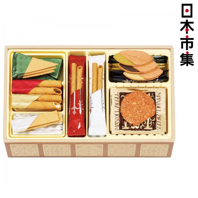 日版本高砂屋雜錦曲奇禮盒EMR30【市集世界 - 日本市集】