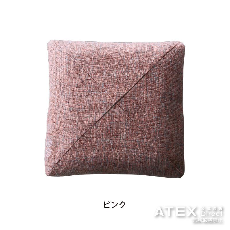 Lourdes AX-HCL338 W Pro 按摩抱枕 [2色]