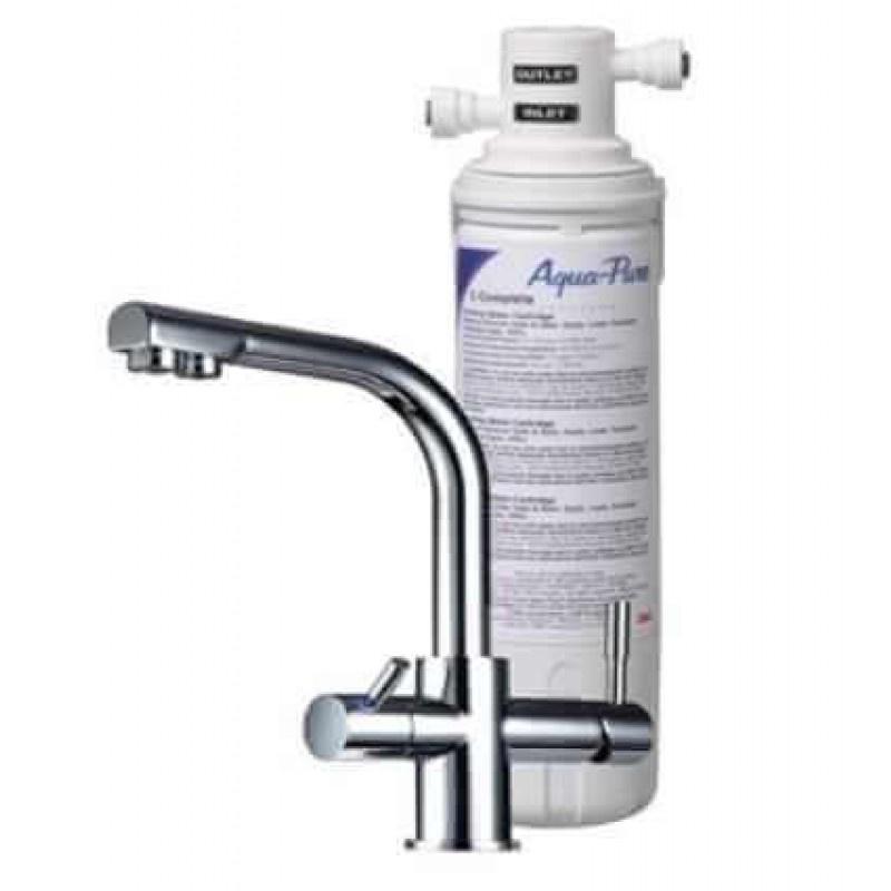 3M 全效型濾水器 AP Easy Complete (配3合1 LED J系水龍頭 Faucet-J)