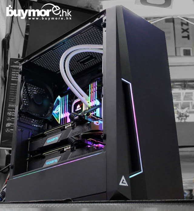 💡【AMD電競組合Whatsapp:69696926網上落單】 AMD Ryzen Threadripper 3970X處理器 ASUS ROG STRIX X399-E主板 G.SKILL Trident Z 128GB 3200mHZ記憶體 Samsung 970 EVO 1T NVMe SSD GIGABYTE RTX2080Ti x2 SLI顯卡 Antec DP501機