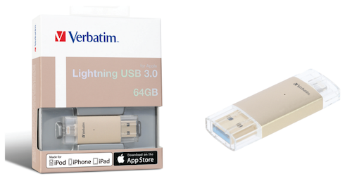 Verbatim iPhone Easy Drive [32G]