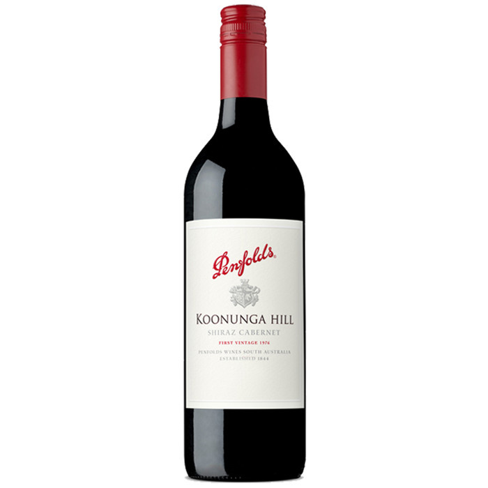 Penfolds Koonunga Hill Shiraz Cabernet 2017 Cork 750ml - 12371632