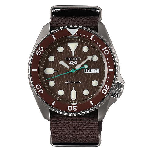Seiko 5 Sport 自動機械手錶 SRPD85K1