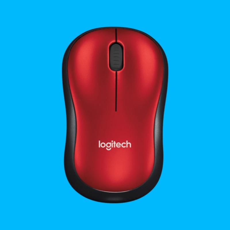Logitech M185 無線滑鼠