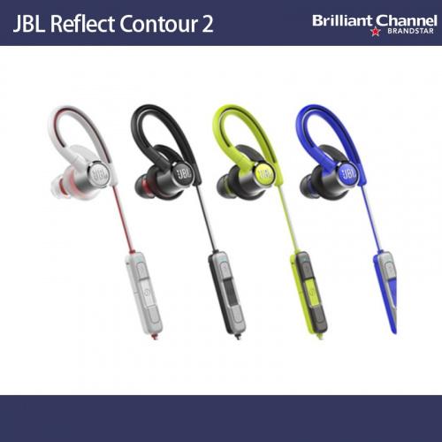 JBL Reflect Contour 2 藍牙無線耳機 [4色]