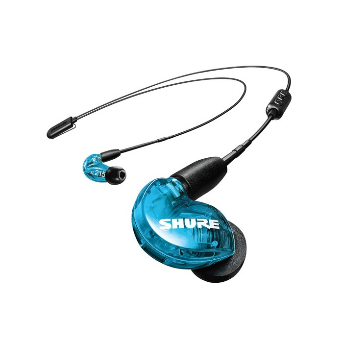 Shure SE215 Wireless Earphone with BT2 【行貨保養】