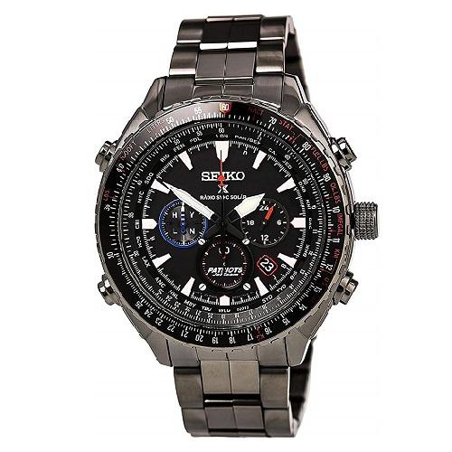 Seiko PROSPEX World time 太陽能手錶 SSG007P
