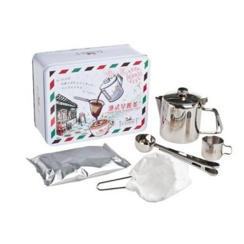 自家茶坊 - 港式早餐茶(絲襪奶茶) - DIY 小郵包套裝
