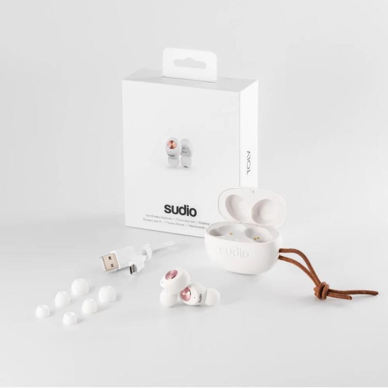 Sudio Tolv 真無線藍牙耳機 【行貨保養】