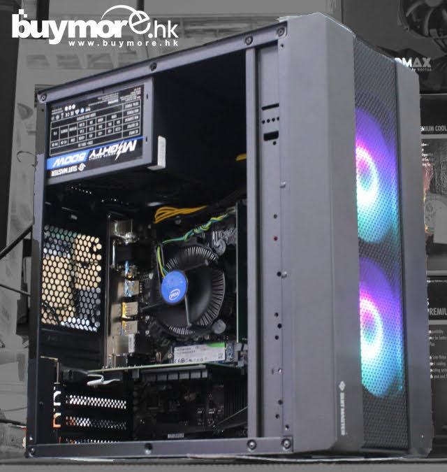 未來科技 i5-9400F / 240G 高速固態硬碟 機箱組合