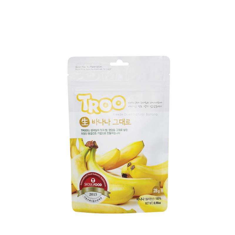 獲獎韓國TROO天然冷凍乾果零食(蘋果/香蕉/藍莓/芒果/菠蘿/草莓)