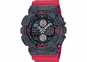 G-Shock GA-140系列 標準指針數碼雙重顯示手錶 [5色]