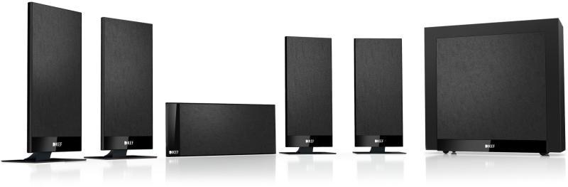 KEF Home Theatre Speaker System T105