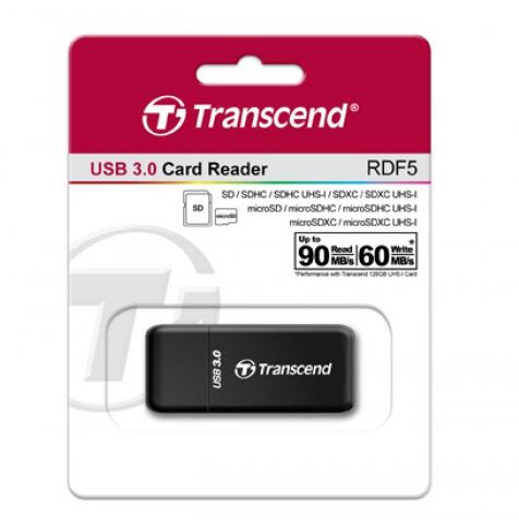 Transcend F5 USB3.0 Card Reader  【行貨保養】