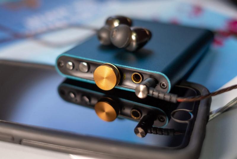 iFi HIP-DAC 隨身型耳擴