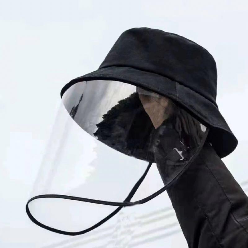 防菌防飛濺唾沫擋風漁夫帽 [3個裝]