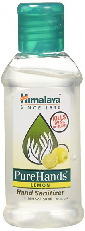喜瑪拉雅 酒精消毒搓手液 50 ml