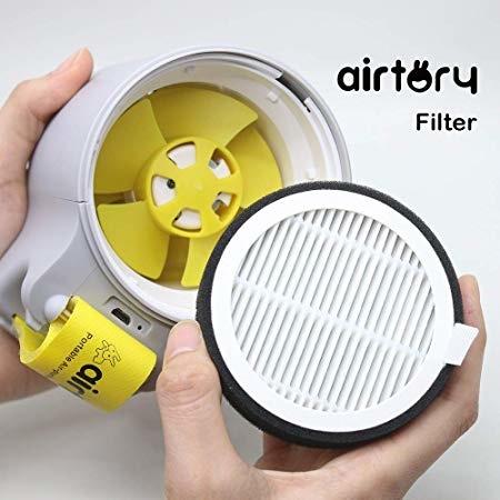 Airtory Stroller 便攜式空氣淨化器[全港免運]