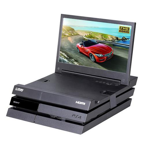 "G-Story 15.6"" 1080P可攜式供電觸控螢幕 GS156WT"