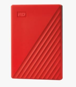 Western Digital My Passport 2TB USB3.0 HDD 便攜式硬碟 (WDBYVG0020BBK-0B)