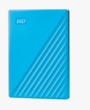 Western Digital My Passport 4TB USB3.0 HDD 便攜式硬碟 (WDBPKJ0040BBK-0B)