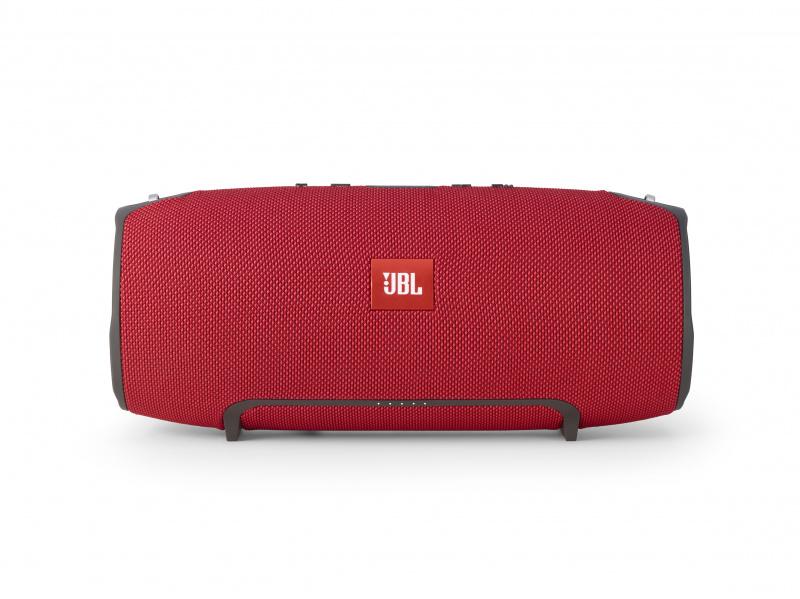 JBL Xtreme 便攜式藍牙喇叭 [紅色]