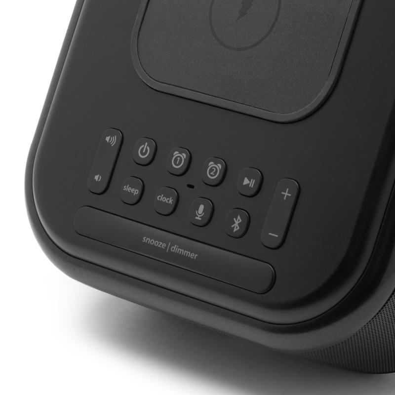 iHome iBTW23 無線充電鬧鐘藍牙立體聲喇叭