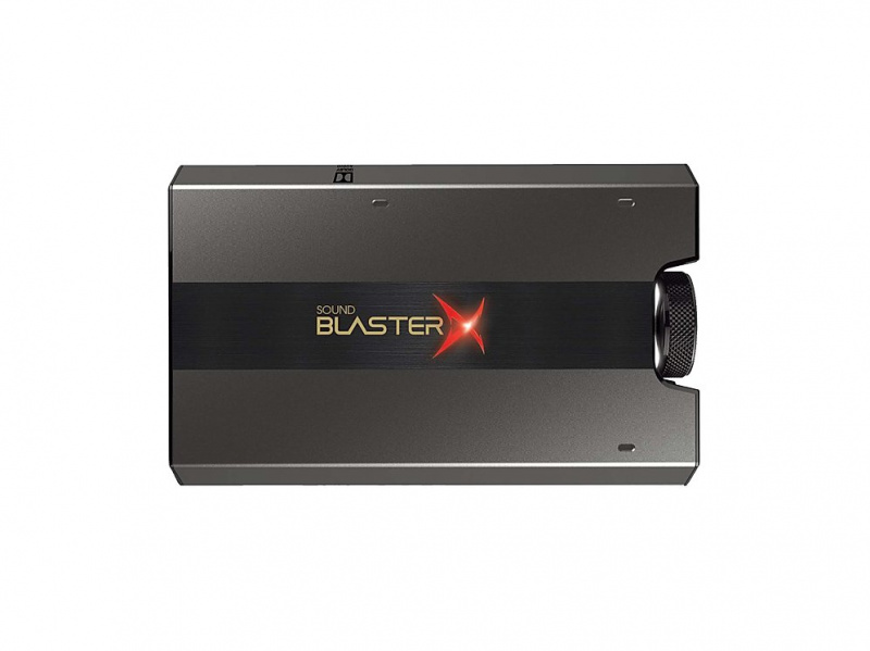 Creative Sound BlasterX G6 杜比虛擬7.1聲效卡