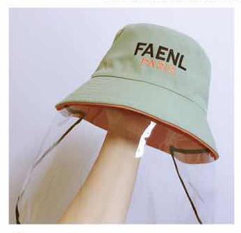 防疫帽 分別有成人和兒童款選擇  可防止飛沫、防止細菌、防曬、可重複使用