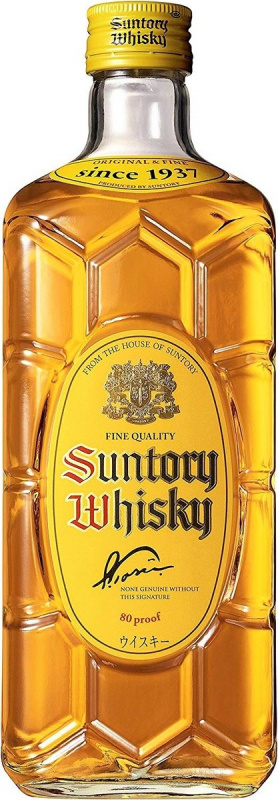 Suntory 三得利角瓶威士忌