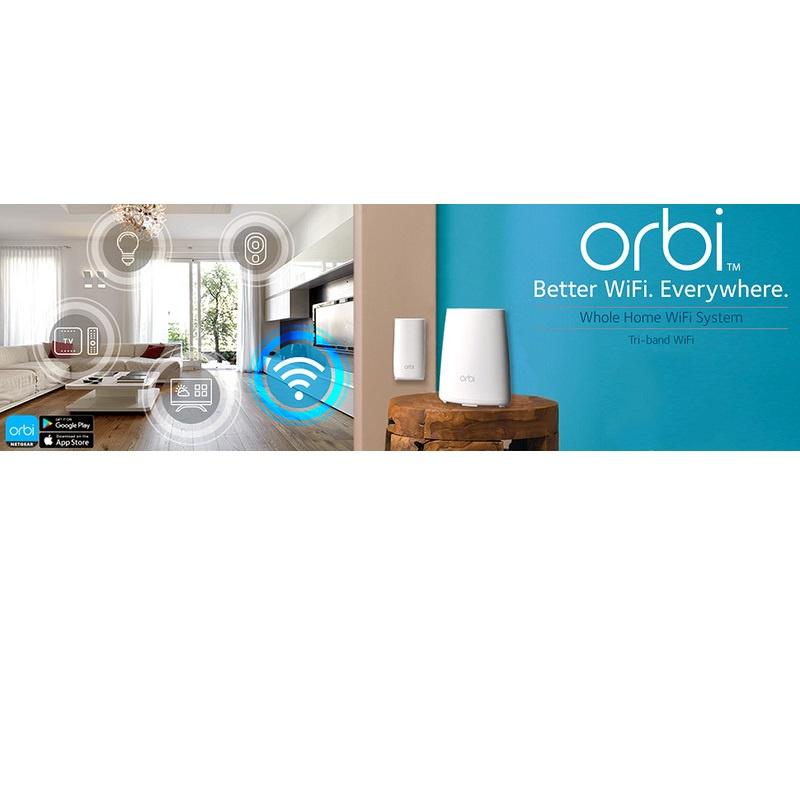 Netgear Orbi WiFi System (RBK43) AC2200 無線網絡系統【行貨保養】