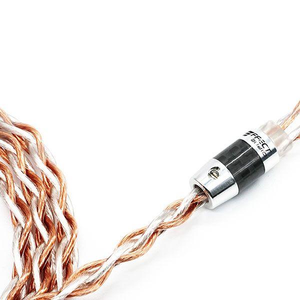 Effect Audio Eros II + UPOCC Litz銅銀混編耳機升級線