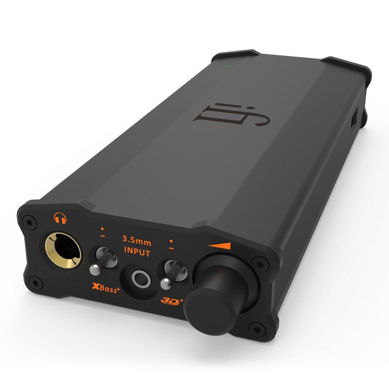 iFi Micro iDSD Black Label 手提耳擴解碼器