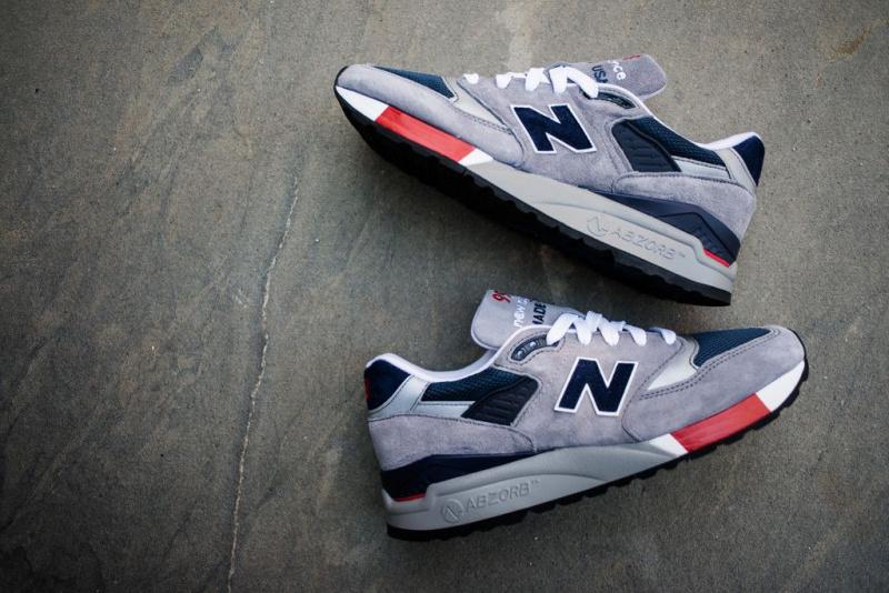 New Balance M998GNR 男裝鞋 [灰色]