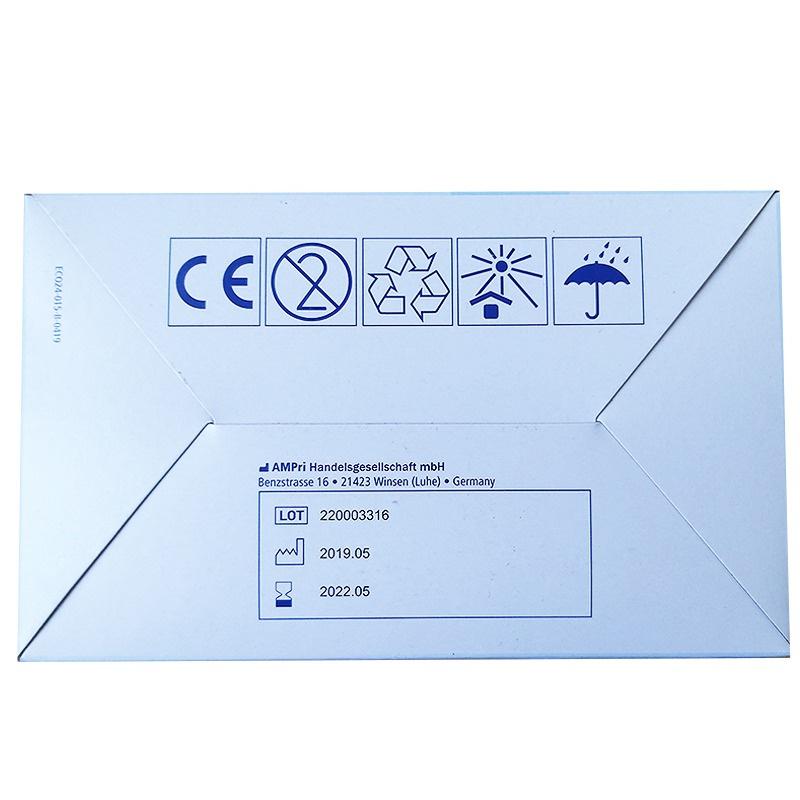 德國 Eco Plus 醫護級(綁帶式) 3層防病毒口罩 (一盒50片裝)
