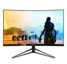 Philips 超廣闊色域曲面LCD顯示器 278M6QJEB