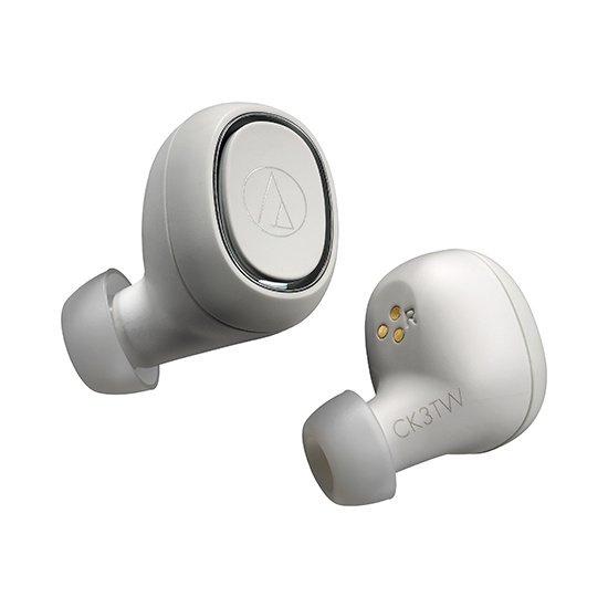 行貨 Audio Technica ATH-CK3TW 真無線耳機 [4色]