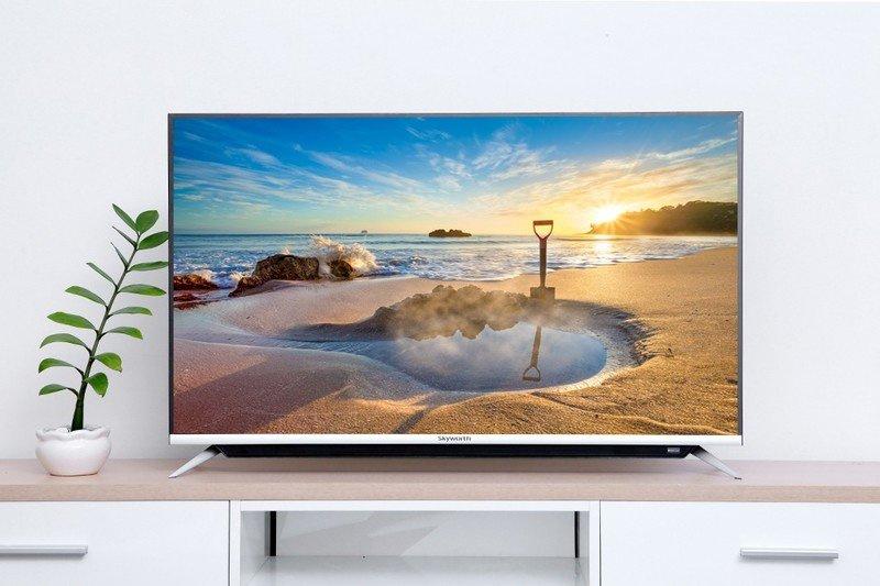 "Skyworth 55"" 4K UHD 超高清智能電視 (LED-55G6) 限時跟機送掛架"