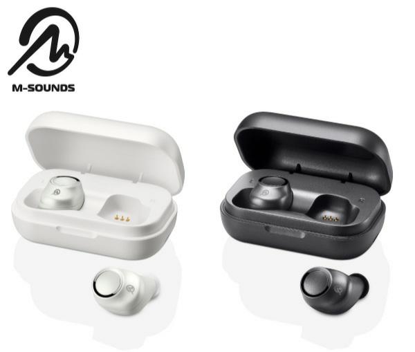 M-SOUNDS MS-TW3 真無線藍牙耳機