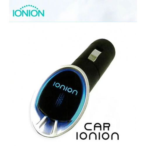 日本製造IONION - Car IONION Air Purifier [車用] 負離子空氣淨化器 香港行貨 一年保用