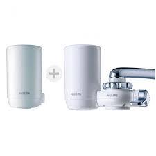 Philips 飛利浦 超濾龍頭式淨水器組合(WP3811+WP3911)