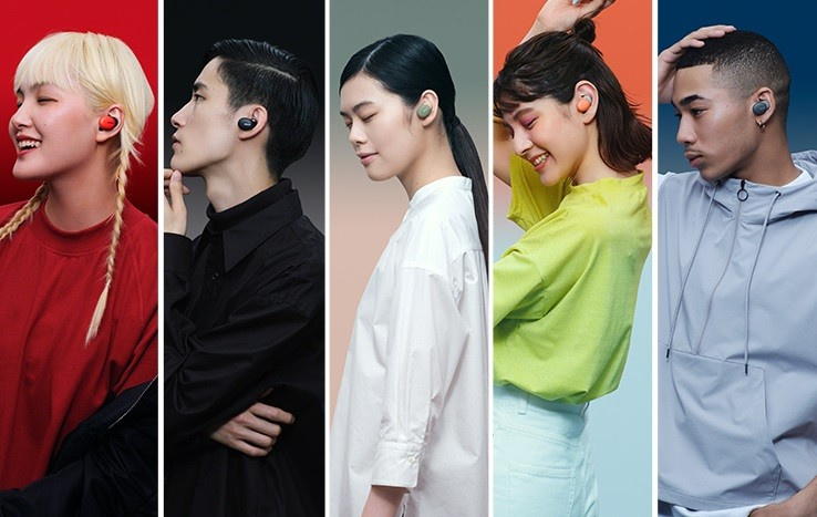 Sony WF-H800 H.EAR İN 3 真無線耳機