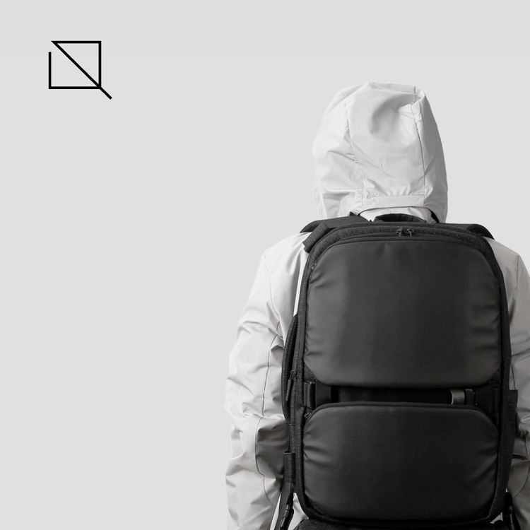 韓國品牌 GIGL Project Nine / PN9 Bag 黑色