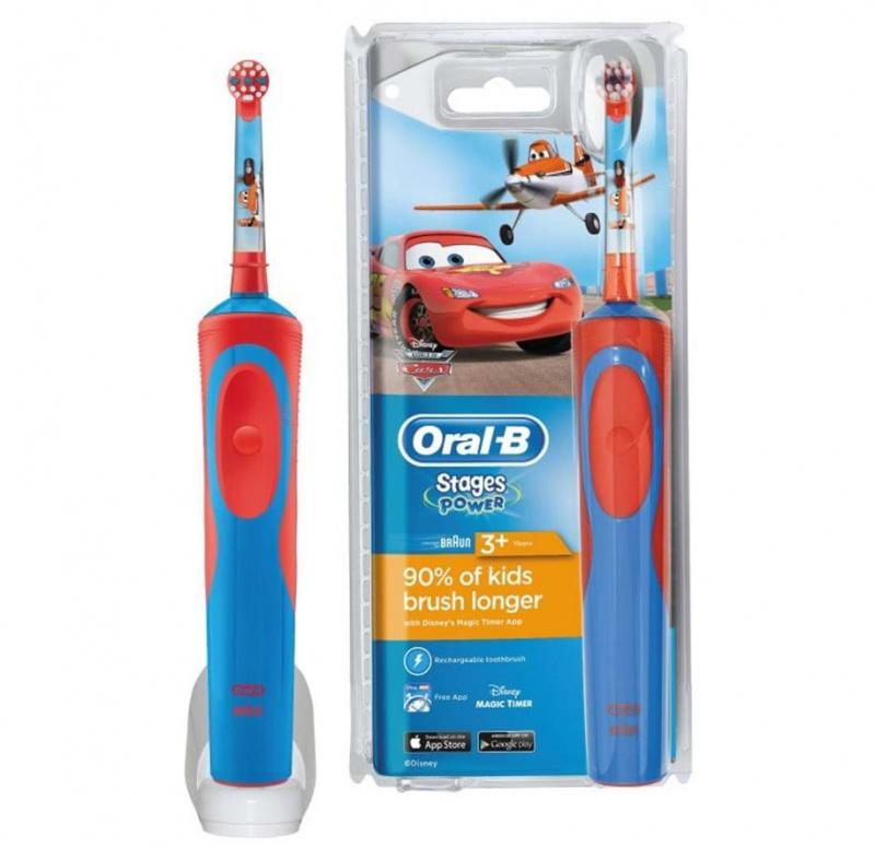 Oral-B 兒童電動牙刷 D12.513.1 (充電版)