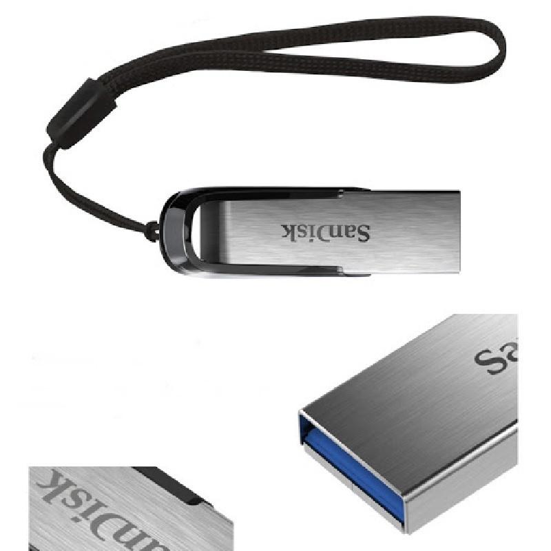 SanDisk SDCZ73 Ultra Flair USB 3.0 256GB 【行貨保養】