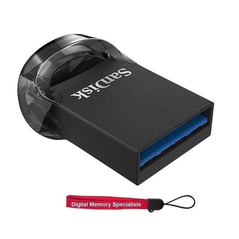 SanDisk Ultra Fit USB 3.1 Flash Drive 32GB 【行貨保養】