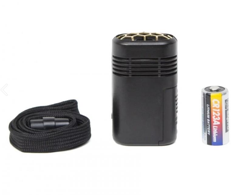 Air Supply® 個人負離子空氣淨化器 AS150MM [黑色]