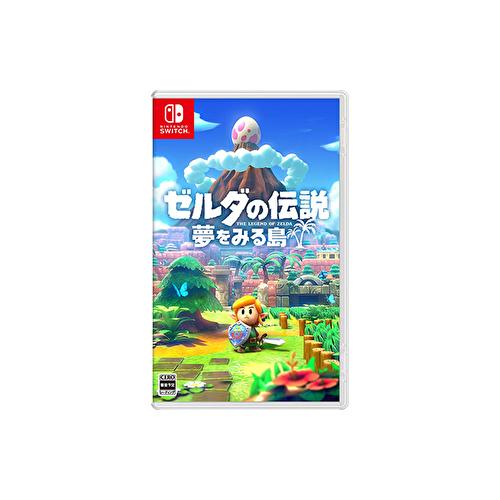 Nintendo Switch 遊戲 薩爾達傳說 織夢島 Zelda: Link's Awakening