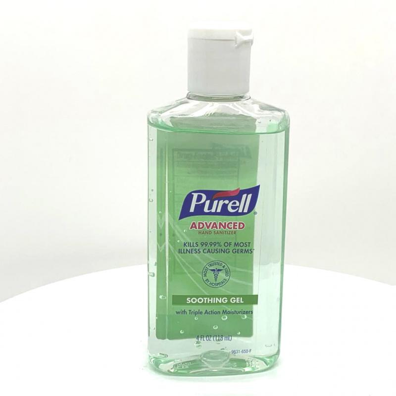 美國 Purell 蘆薈酒精搓手液 [59/118mL]